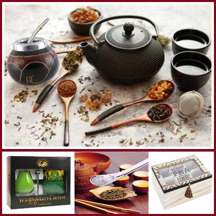 Autour du thé, Maté et Accessoires