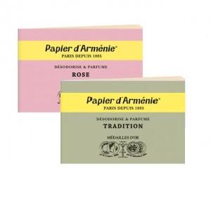 papier-armenie-rose-classique