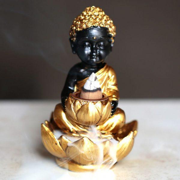 porte-encens-fontaine-creux-bouddha 2